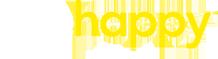live happy logo