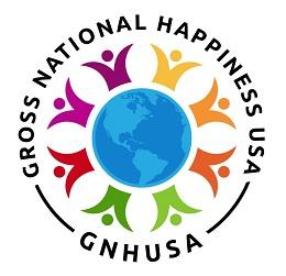 Gross National Happiness USA Logo