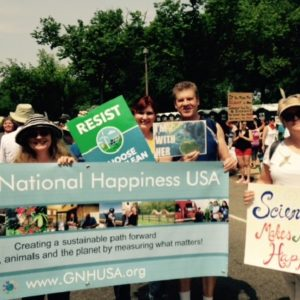 GNHUSA Contingent Part Of 200,000 Strong D.C. Climate March