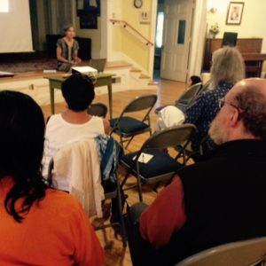 """""""True Well-Being For Animals And People"""" Presentation By GNHUSA Board Member Beth Allgood"""
